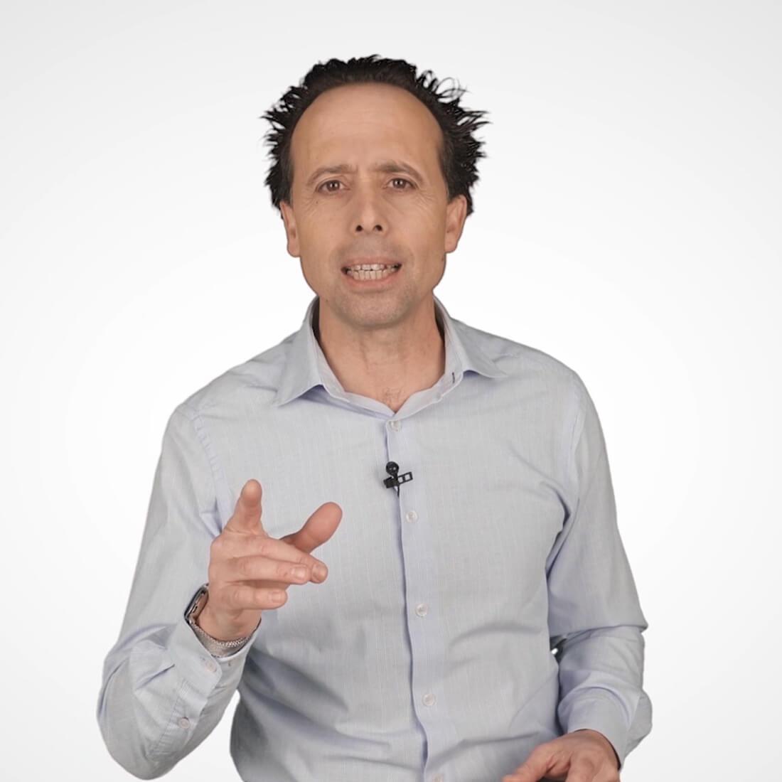 Jorge de Prada experto en Mediación Escolar